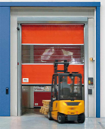 Roll Fast Doors | High Speed Doors