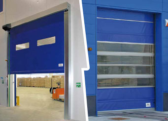 High Speed Doors | Rapid Action Doors