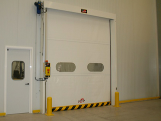 Rapid Action Doors | High Speed Doors | Larco Engineering