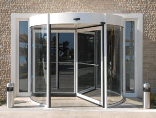 Revolving Door Systems