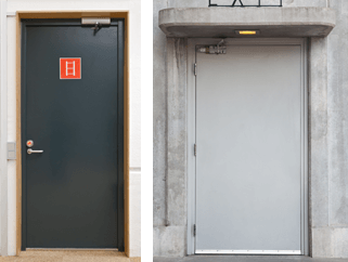 Fire Rate Personnel Doors
